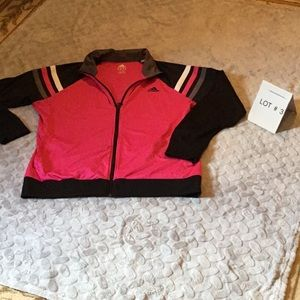 Ladies lightweight jacket from ADIDAS in xlarge
